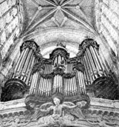 The Saint-Gervais organ